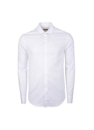 Armani Collezioni Gömlek Beyaz